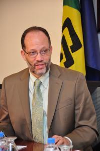 Secretary-General of the Caribbean Community (CARICOM) Ambassador Irwin LaRocque