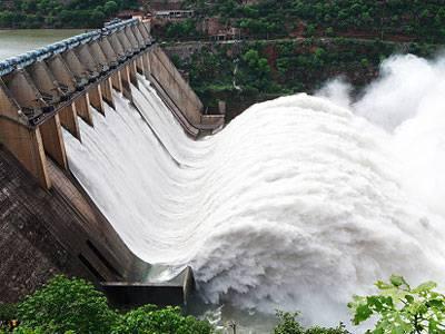 Hydropower.