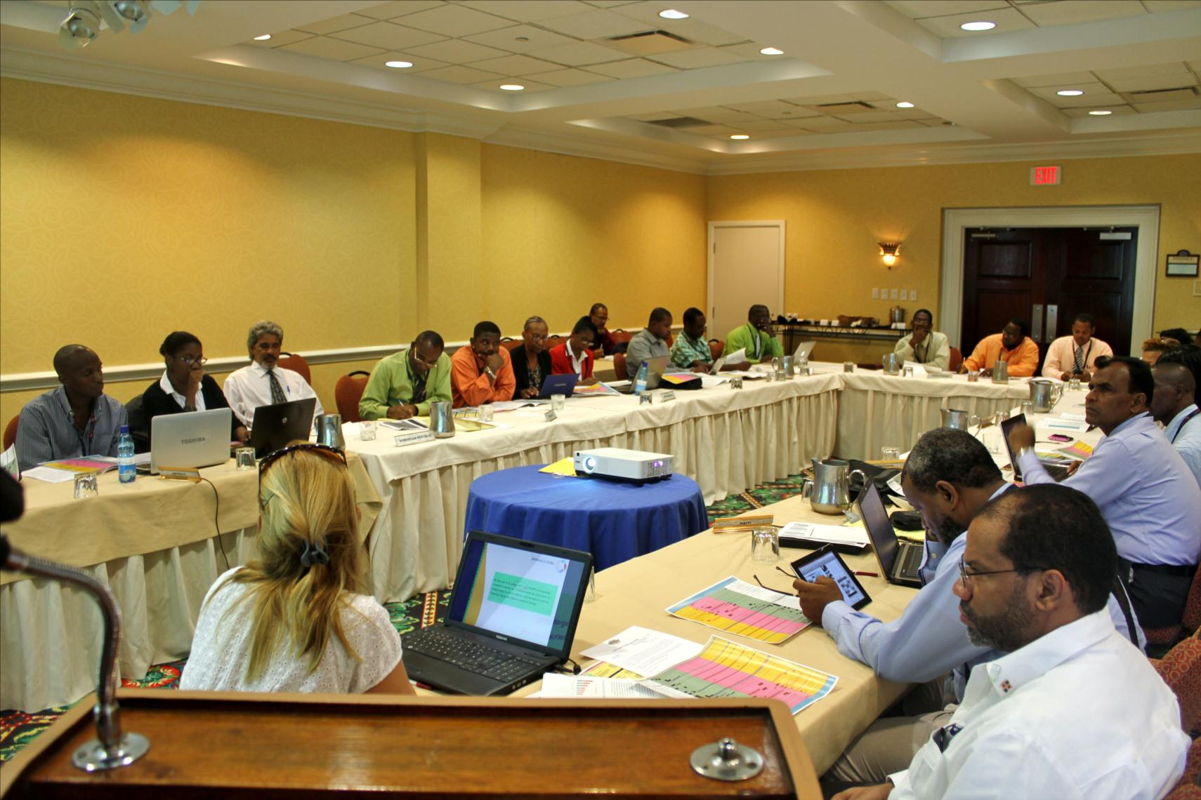 Plenary session on the oas initiative caribbean energy education and awareness programme (ceeap)642