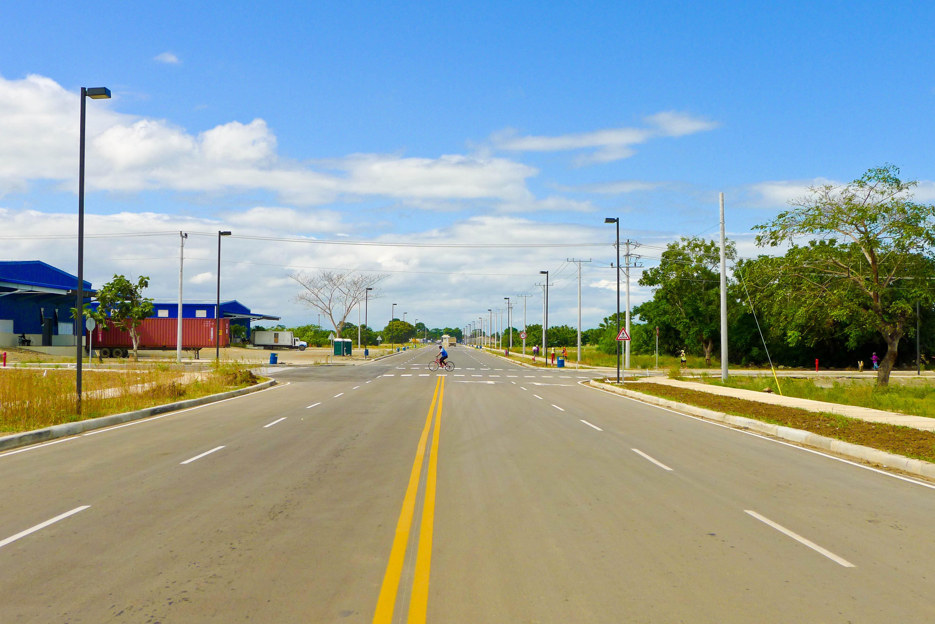 Picture by Patricio Zambrano-Barragán. Parc Industriel de Caracol (PIC)