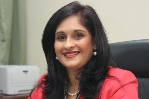 Head of the Caribbean Centre for Competitiveness, Indera Sagewan-Ali (Photo: http://antiguaobserver.com)