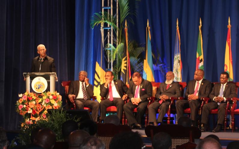 Brigadier David Granger, MSS President of the Cooperative Republic of Guyana