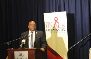 Prime Minister St Kitts- Nevis, Hon Dr. Timothy Harris