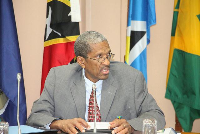 Assistant Secretary-General Human and Social Development, CARICOM Secretariat, Dr. Douglas Slater