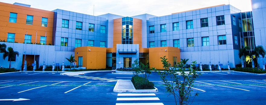 The new CXC Corporate Headquarters, Prince Road, Pine Plantation Road, St Michael, Barbados (CXC photo)