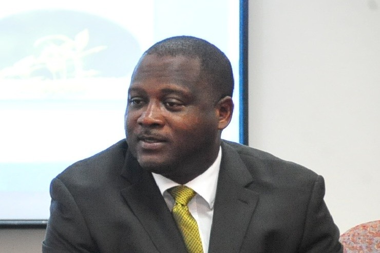 Industry Minister Donville Inniss says the Caribbean offers the best potential for export of Barbadian goods and services.  (Photo credit Caribbean360)