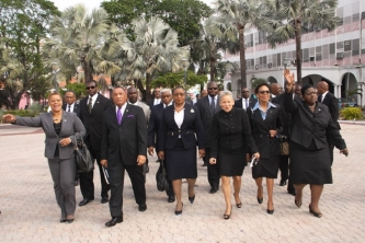 Historic gender equality legislation passed in Bahamas Parliament