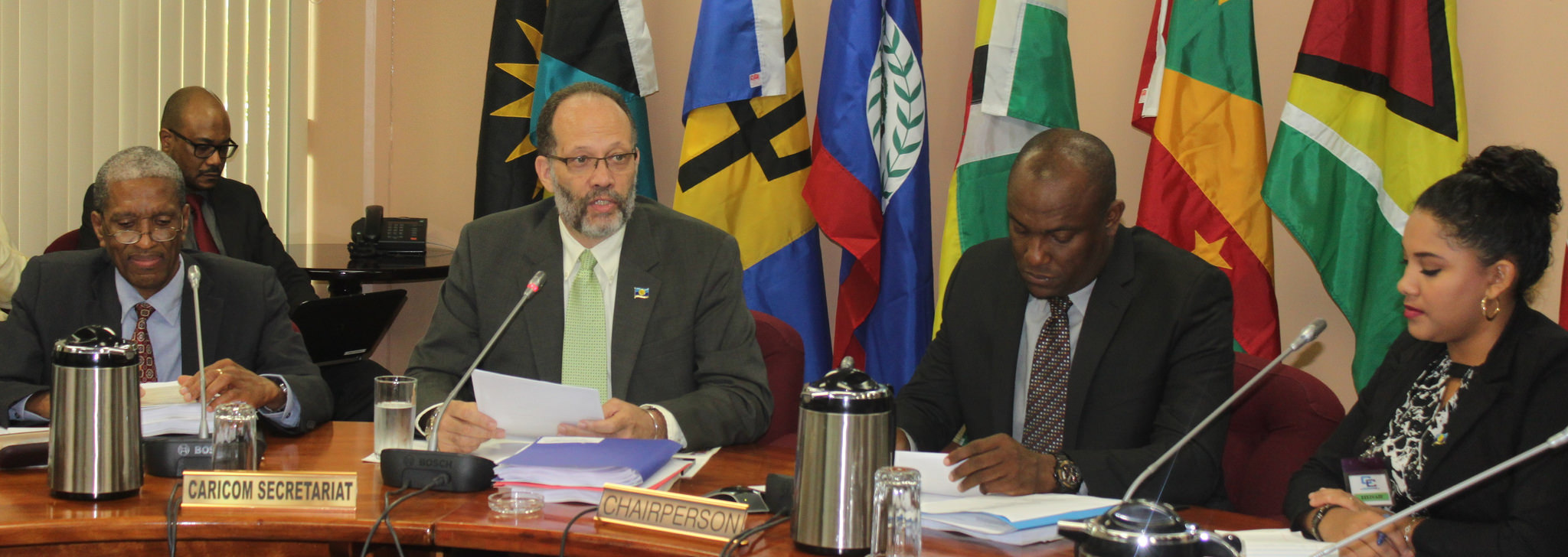 Secretary-General of the Caribbean Community (CARICOM) Ambassador Irwin LaRocque    At The   Twenty-Ninth Meeting of the Council for Human and Social Development (COHSOD)  (Youth and Culture)