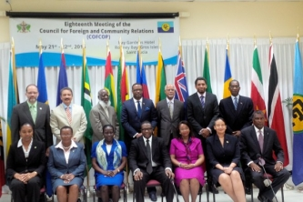 CARICOM Foreign Ministers to discuss implications of major global issues