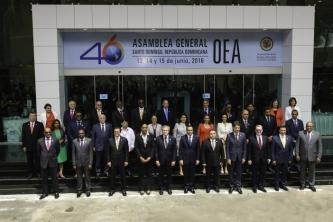 CARICOM at the OAS