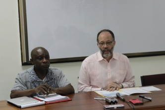 Guyanese media briefed on upcoming CARICOM Heads meeting