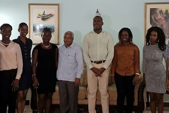 Eight Receive Cuban Scholarships To pursue Tertiary Education