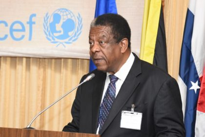 Sir Charles Dennis Byron, President of the Caribbean Court of Justice