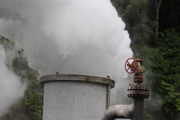 As much as US$20 million in investments have already been made to develop Dominica's geothermal energy potential.