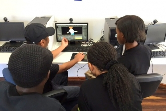 Tri-nation animators, experts strengthening Caribbean creative industries