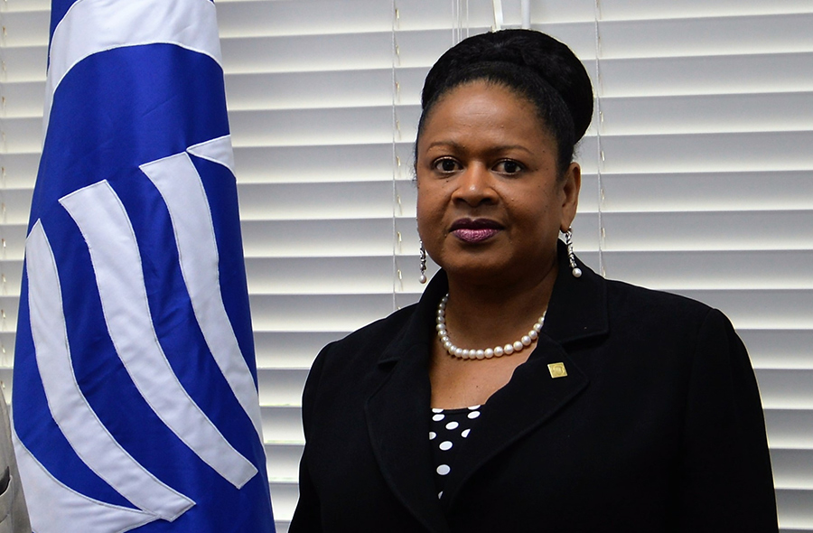 Secretary General of the Association of Caribbean States (ACS) Ambassador Dr June Soomer