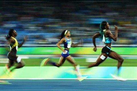 Rio 2016 - shaunae miller wins