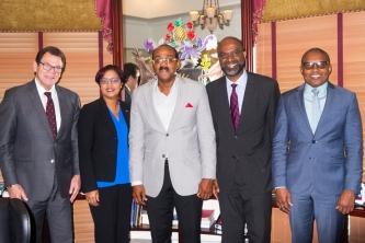 CARICOM Deepens Regional Partnerships to Address De-risking