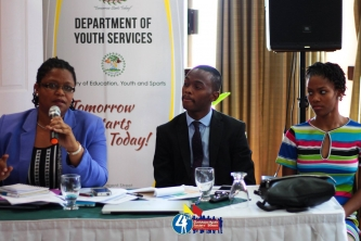 Regional Youth Leaders urged to help shape solutions for climate change and other issues