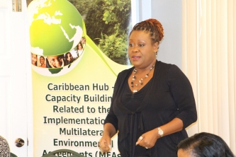CARICOM ACP-MEAs project helps Regional environmentalists prepare for Bio-diversity COP