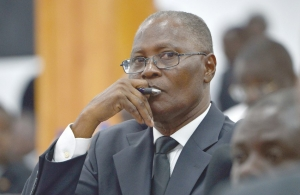 Jocelerme Privert, INterim President of Haiti