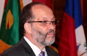 Caribbean Communiy (CARICOM) Ambassador Irwin Larocque