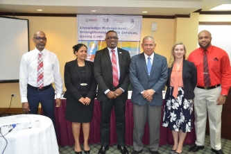 Guyana to benefit from US $18,000 PANCAP project