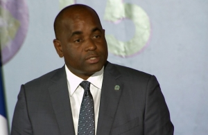 The Honourable Prime Minister and Chairman of the Caribbean Community (CARICOM), Dr. Roosevelt Skerrit
