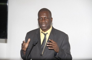 President of the Jamaica Agriculture Society (JAS), Norman Grant