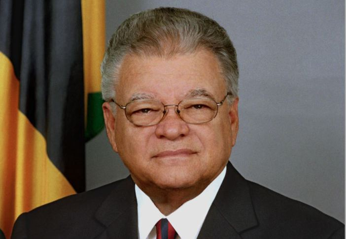 CRFM Chairman, the Hon. Karl Samuda, Minister of Industry, Commerce, Agriculture and Fisheries, Jamaica