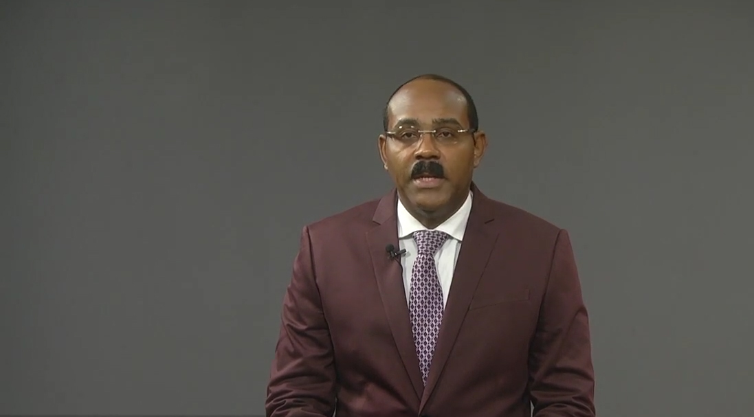 GastHonourable Gaston Browne, Prime Minister of Antigua and Barbudaon-browne