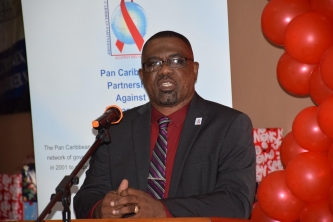 Message by Director, PANCAP Coordinating Unit CARICOM Secretariat Dereck Springer  on the ocassion of World AIDS Day 2016