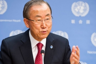 Message by The Secretary General of the United Nations Ban Ki-Moon On the occasion of World AIDS Day 2016