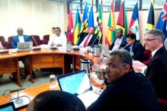 Energy Roundtable underway at CARICOM Secretariat