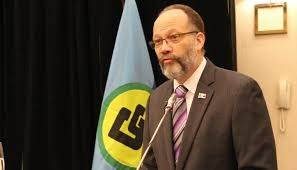 End of Year Message by the Secretary-General of the  Caribbean Community (CARICOM) Ambassador Irwin LaRocque