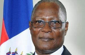 Haiti's Provisional H.E. Jocelerme Privert.