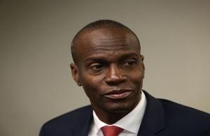 President-elect Jovenel Moise