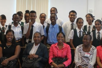 CSME training for Guyana's secondary school teachers