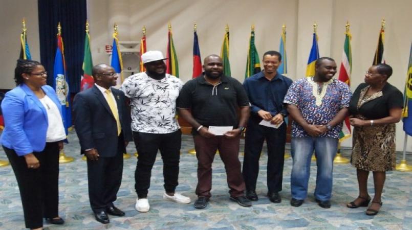 CARIFESTA 2017 Winners