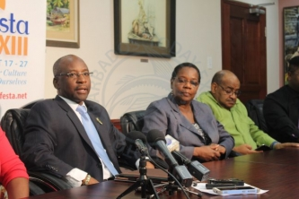 Barbados gets ready for CARIFESTA