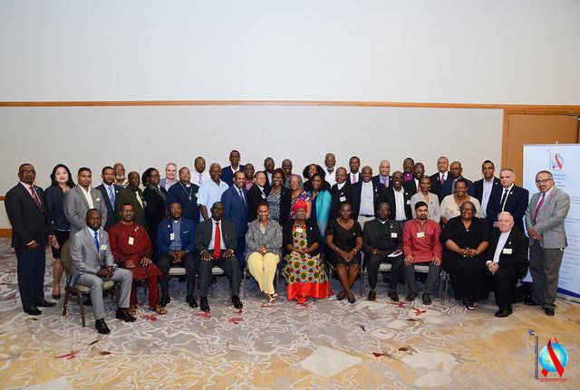 Group pix of  participants