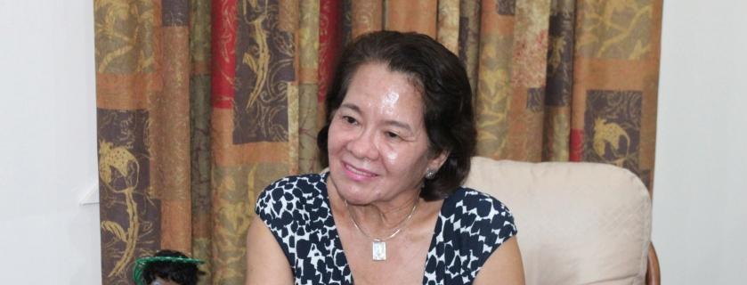 Guyana First Lady, Sandra Granger