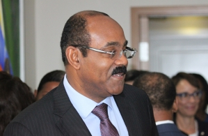 Hon Gaston Browne