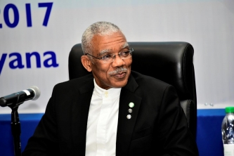 'Every citizen of this Community must count' – President David Granger