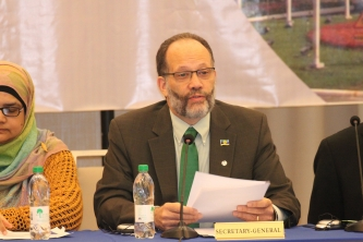 28th Intersessional Meeting of CARCOM Heads of Government- Opening remarks by Secretary-General Caribbean Community (CARICOM) Ambassador Irwin Larocque
