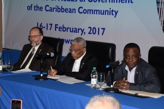 CARICOM heads approve draft ICT space roadmap