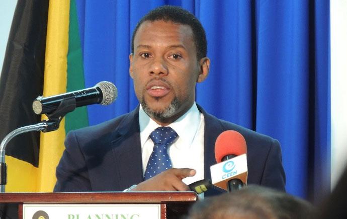 Ronald Jackson, Head of the Caribbean Disaster Emergency Management Agency (CDEMA)