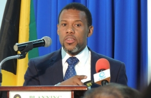 Ronald Jackson, Head of the Caribbean Disaster Emergency Management Agency (CDEMA)
