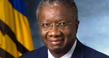 Prime Minister of Barbados, the Hon. Freundel Stuart