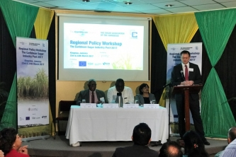 Policy-makers discuss way forward for Region's sugar industry